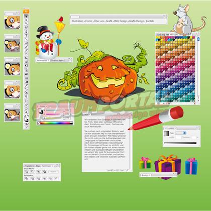 Agentur grafik grafikdesign logo und illustrationen for Grafik design praktikum wien