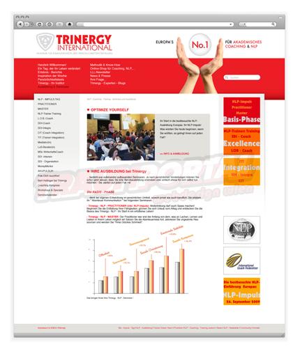 NLP Trinergy