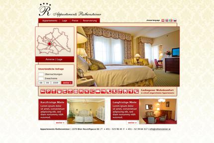 Appartement Hotel Wien