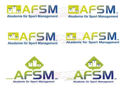 Akademie für Sport Management Logo