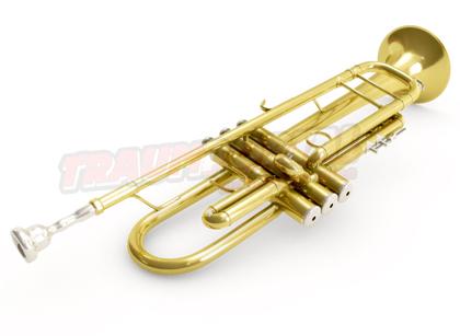 Trompete 3D