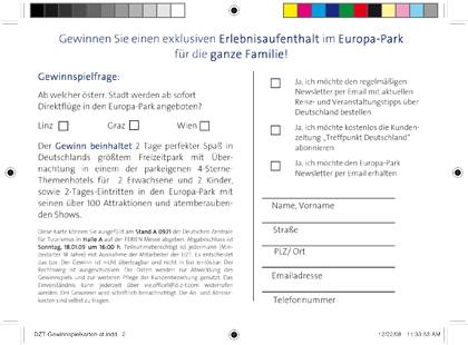 Teilnahmebedingungen gewinnspiel vorlage österreich