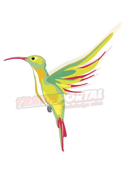 Kolibri Vogel