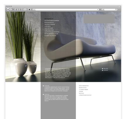 Design Webseite