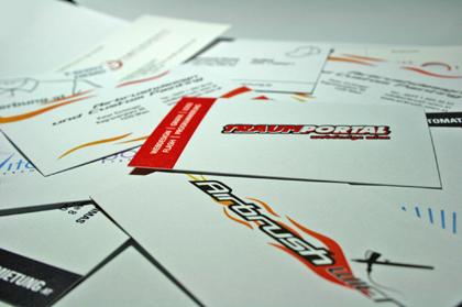 Visitenkarten Design Druck Und Grafik Von Visitenkarten