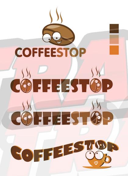 Logo Coffeeshop
