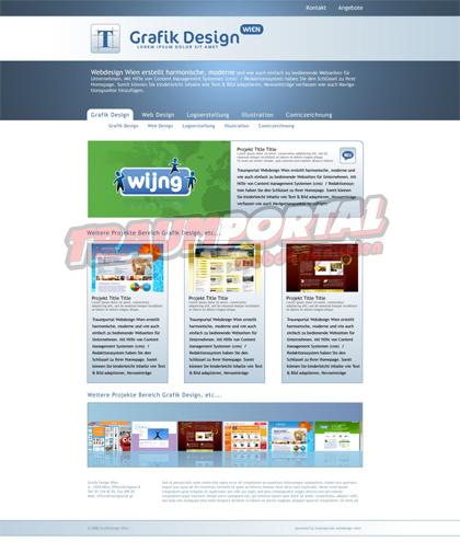 grafik design wien webseitenerstellung