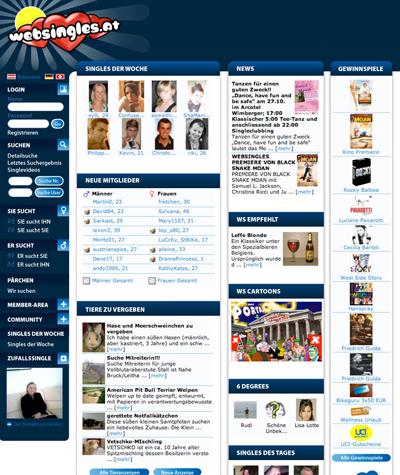Websingles login